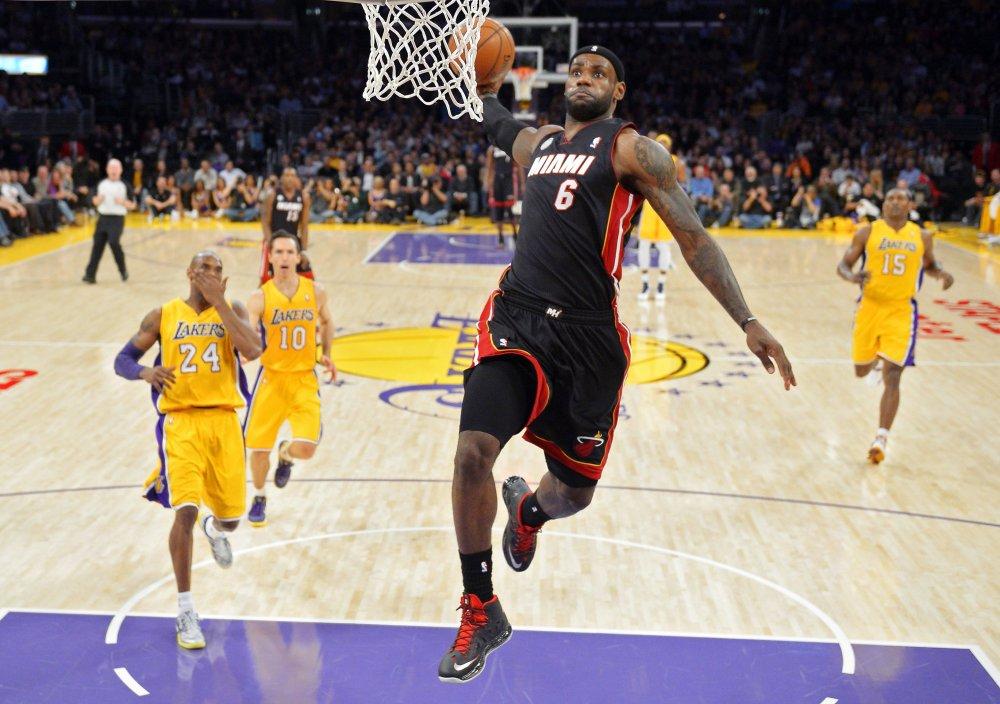 Contro i Lakers è stato impressionante